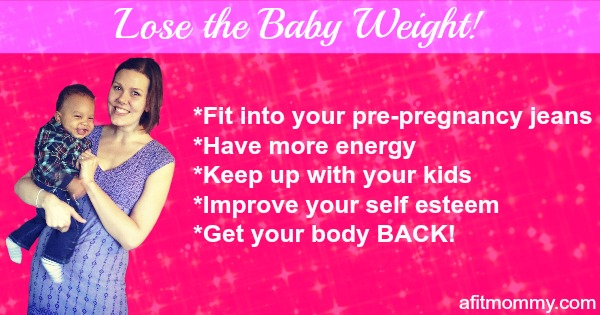 How to lose baby weight fast without breastfeeding